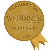Devon Wedding Marquee supplier Featured on Weddings and Honeymoons Blog 2021.