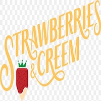 Festival Big-top marquee stage Supplier for the Strawberries & Creem Festival in Cambridge.