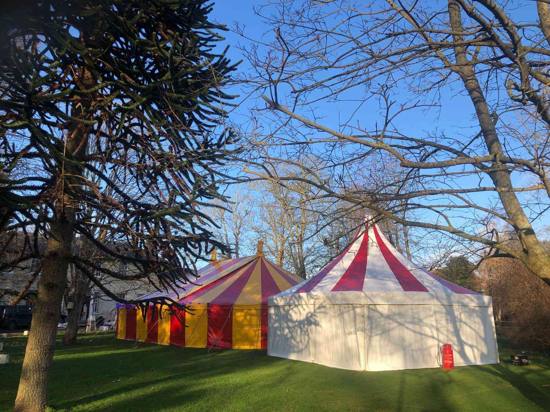 Party tent hire West Sussex