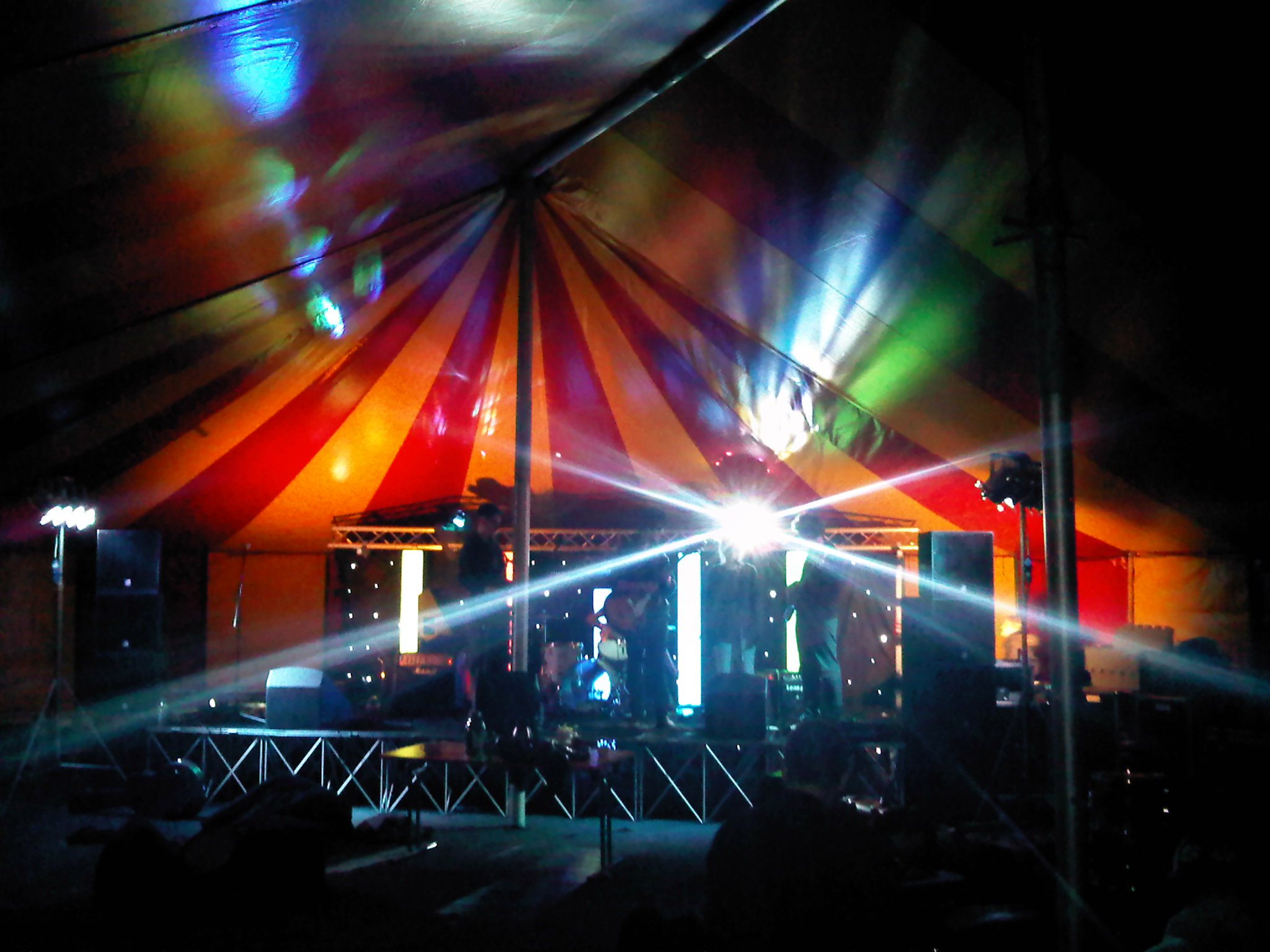 Party tent hire Oxfordshire