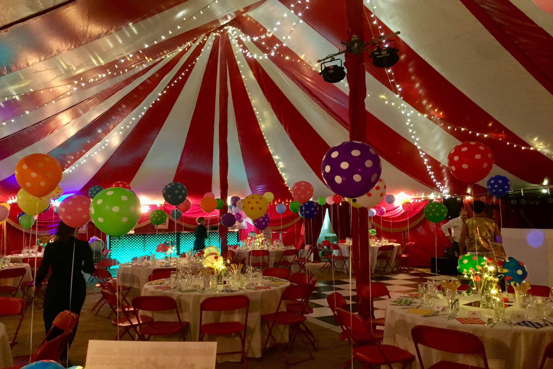 Best circus theme party UK