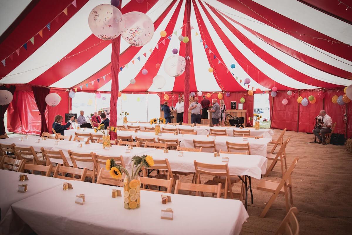 Best wedding reception in Norfolk