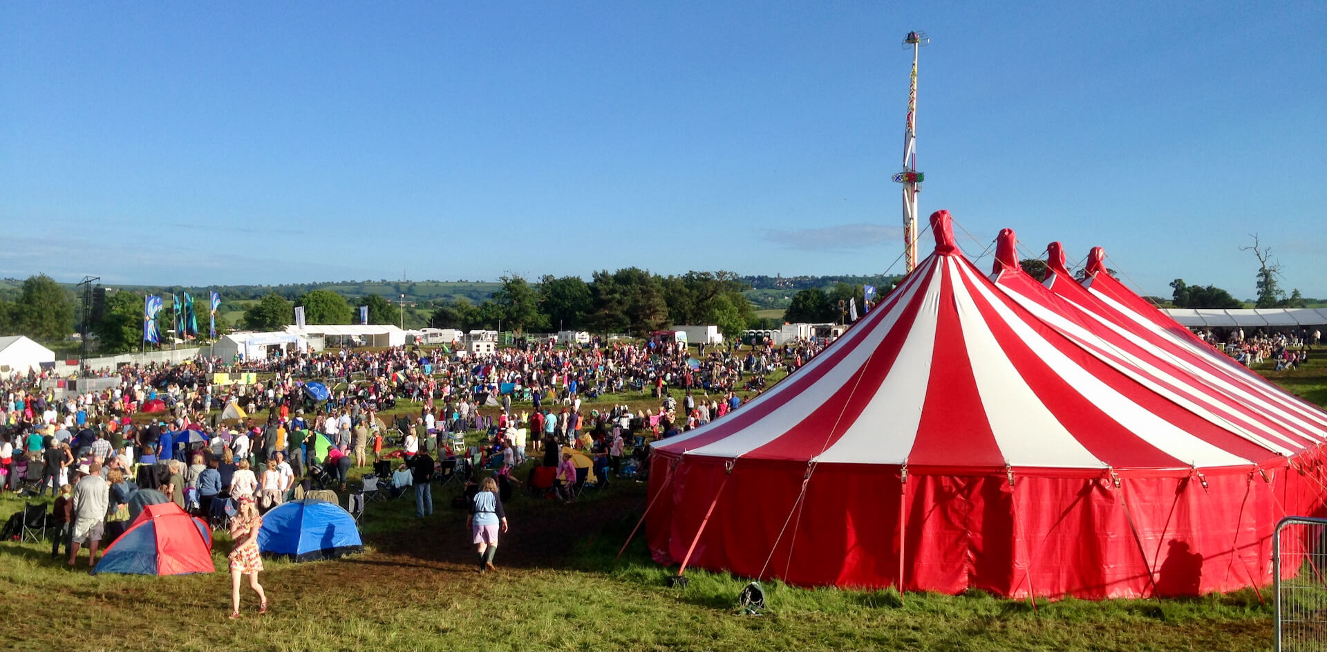 Festival marquee supplier