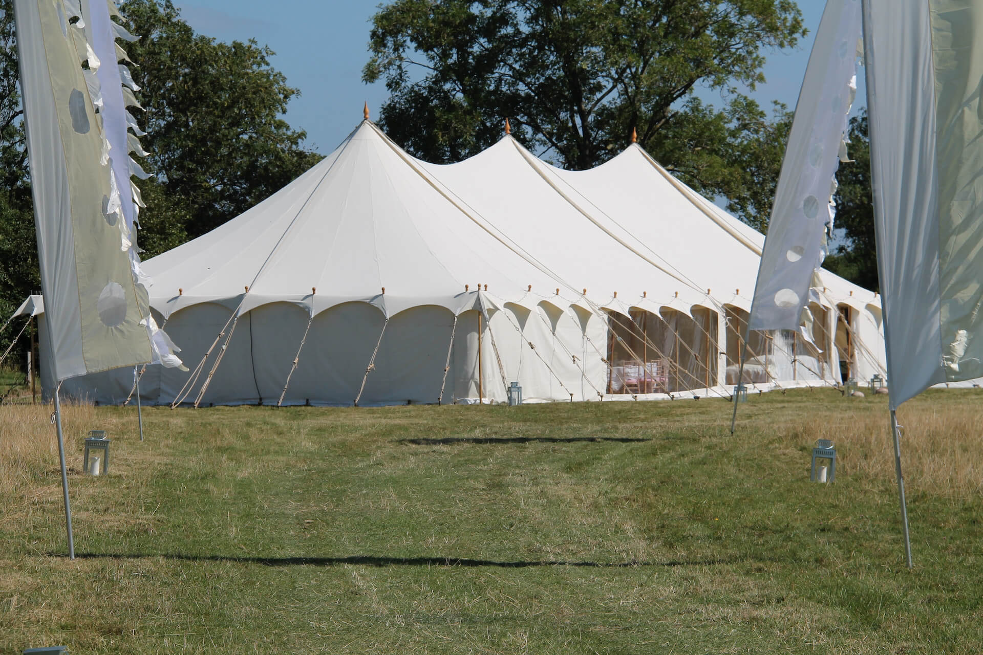 30x70ft marquee wedding tent