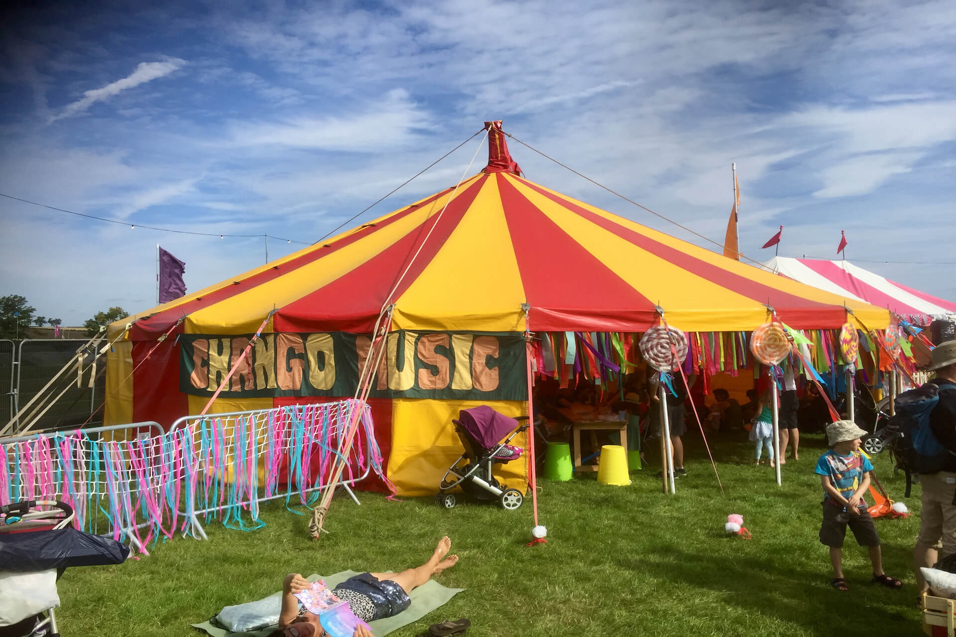 festival marquee supplier