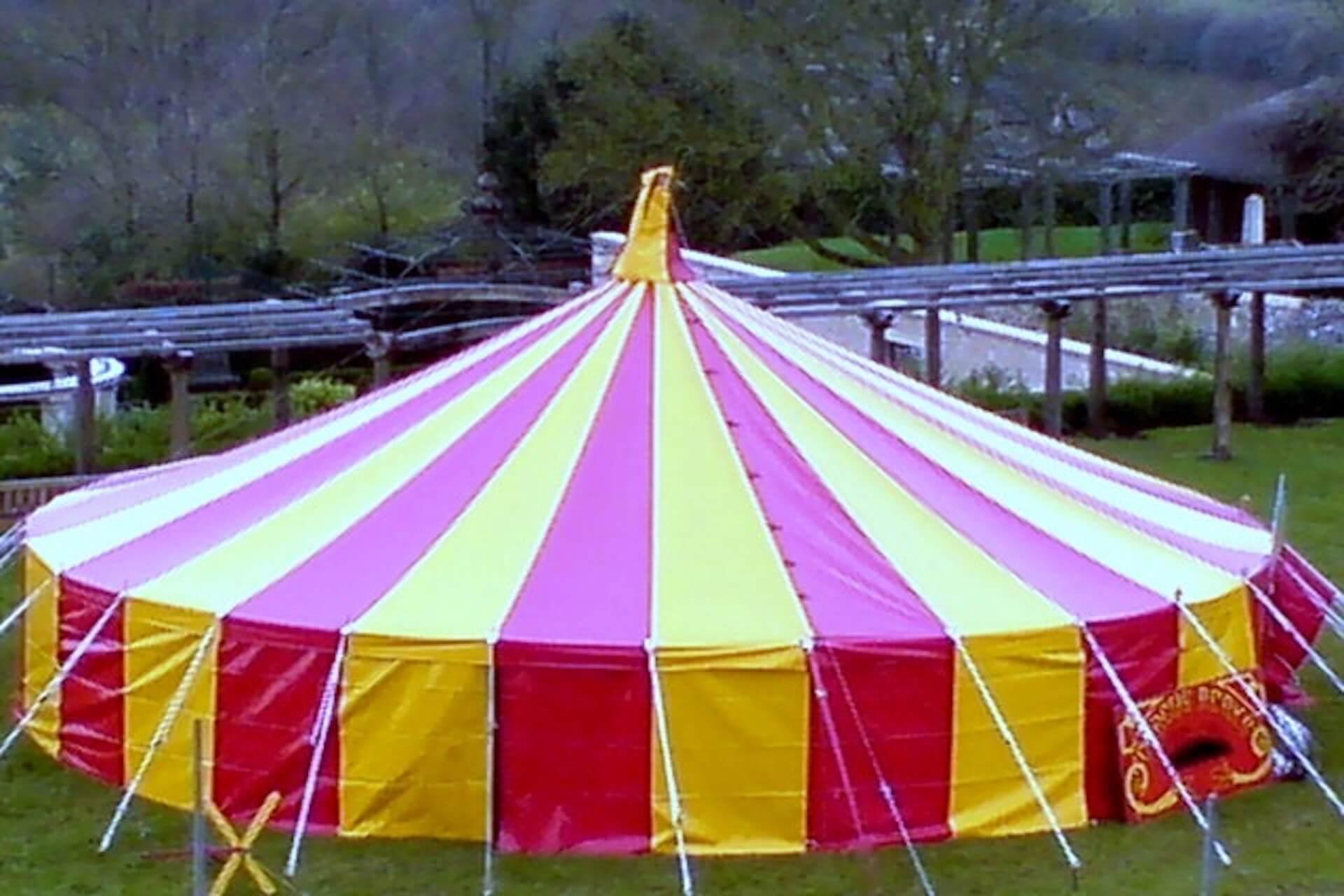 40ft round tent