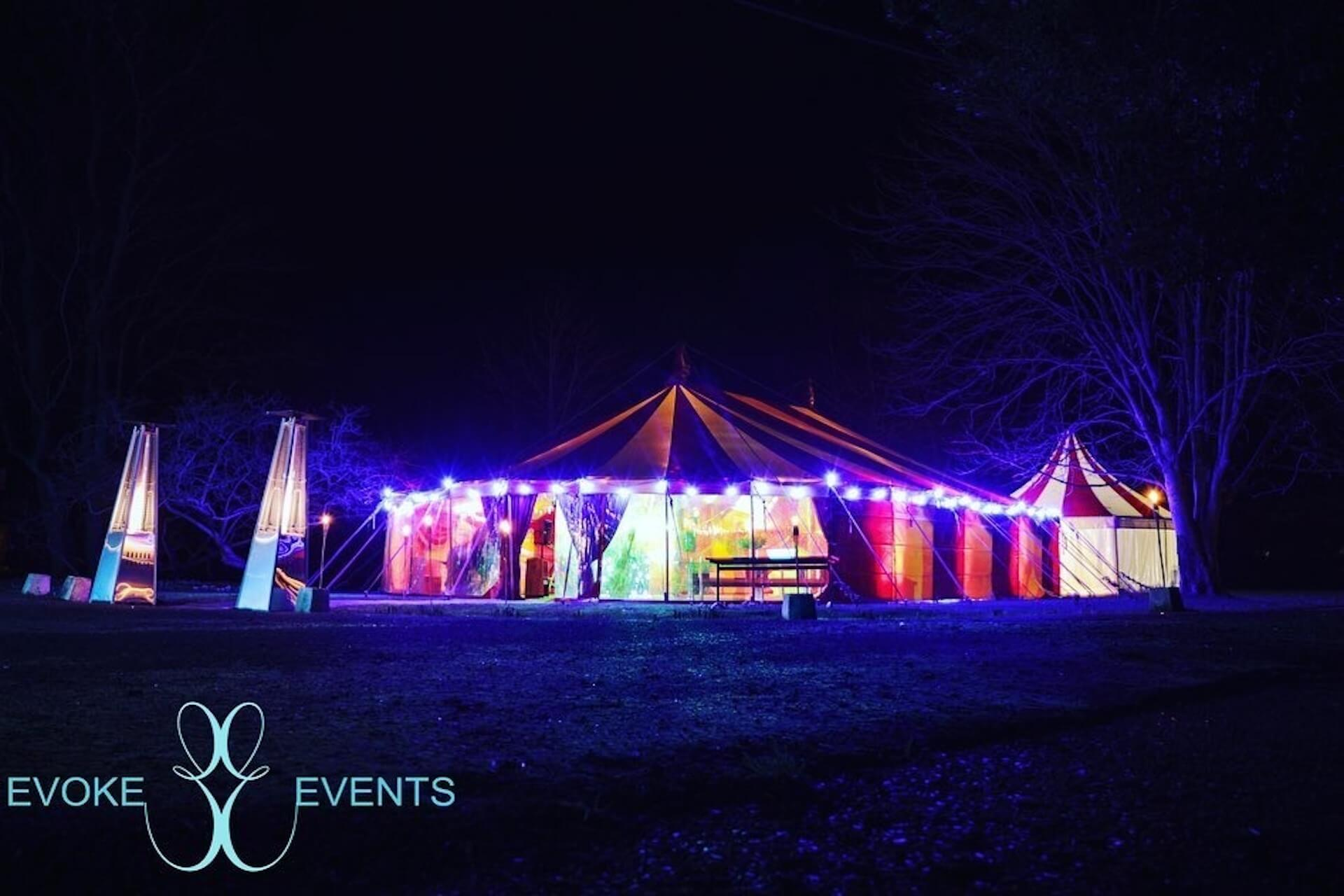Party marquees hire near Brighton