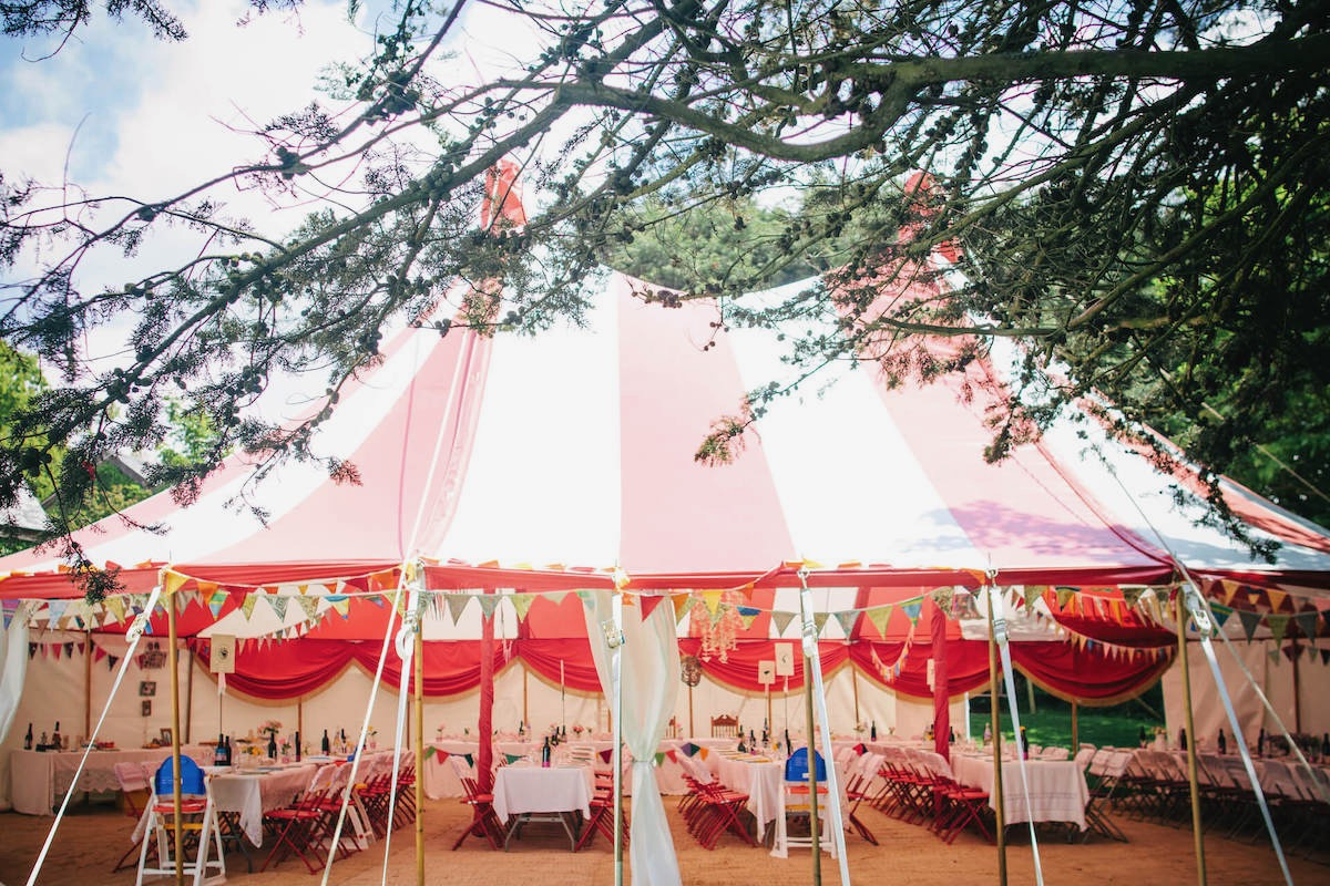 @anaparkerphotography wedding marquee