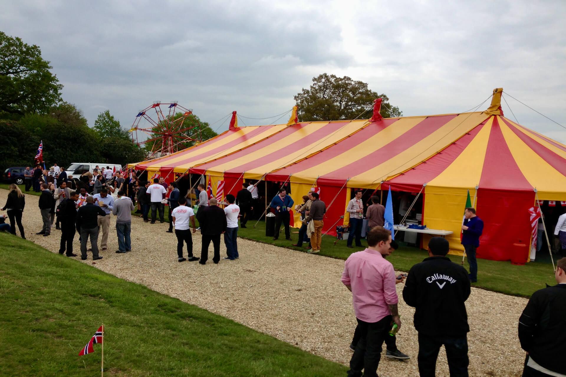 corporate festival supplier
