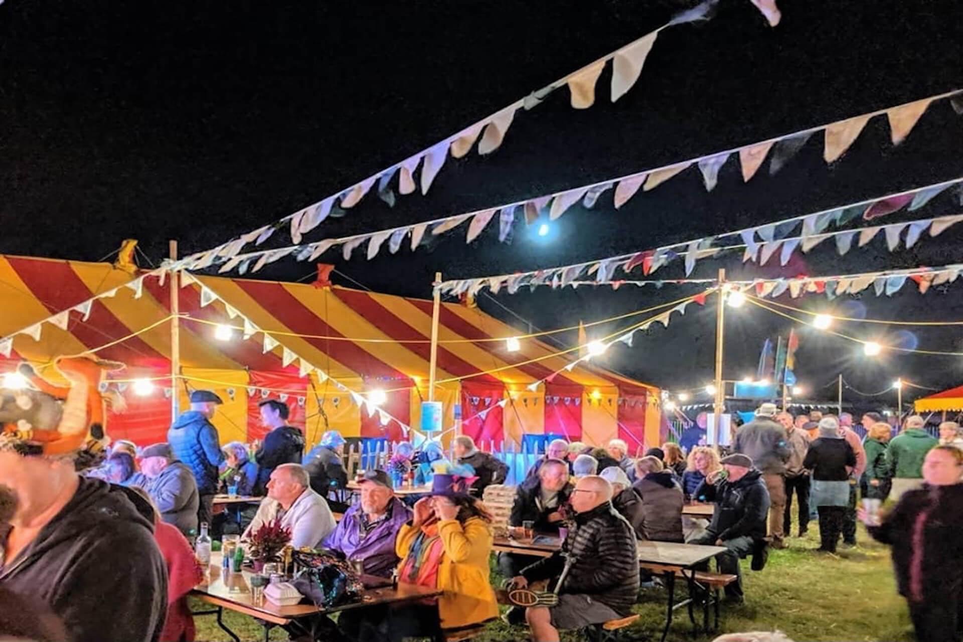 Vintage Hymer Festival
