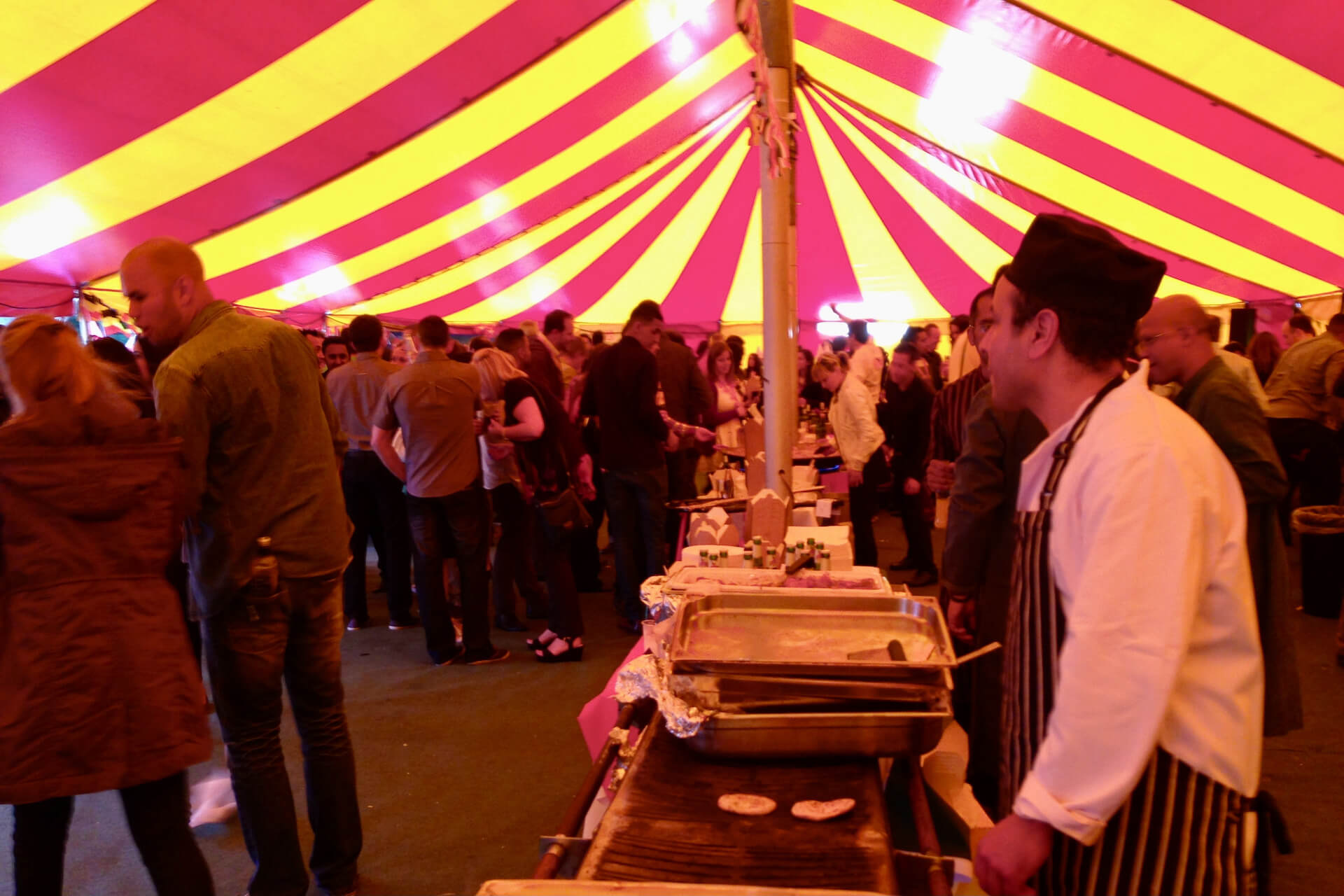 Company events and festivals supplier