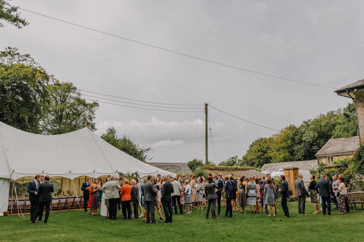 The best wedding marquee hire near Bude in Torridge, Devon