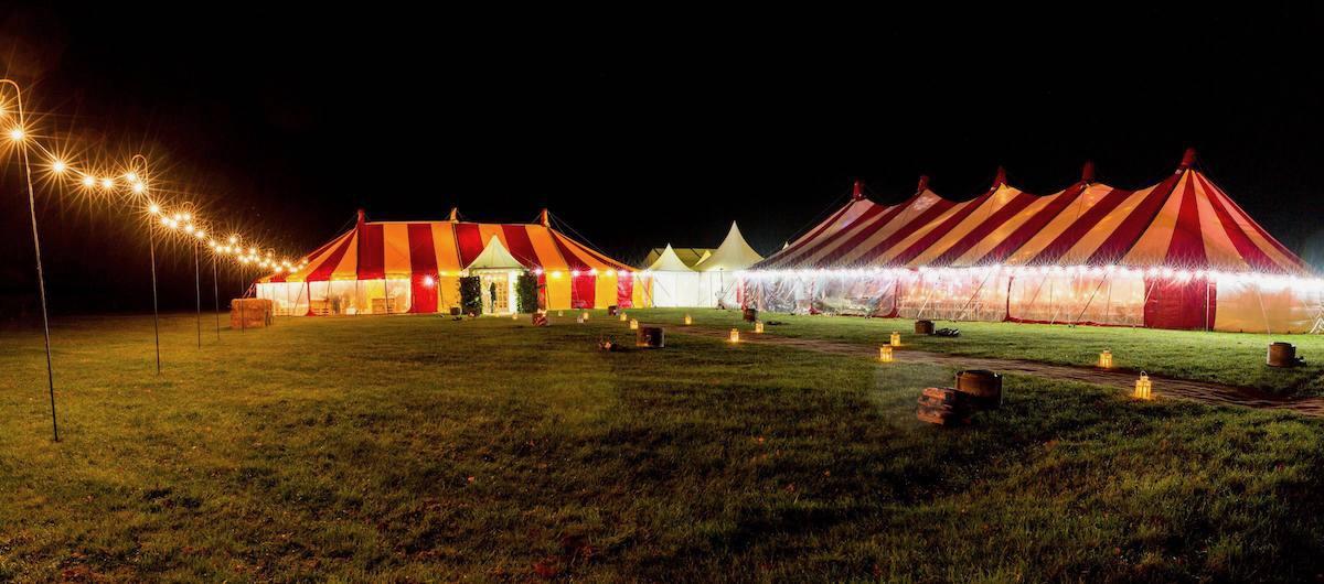 Alice & George's autumn festival wedding in Dorset