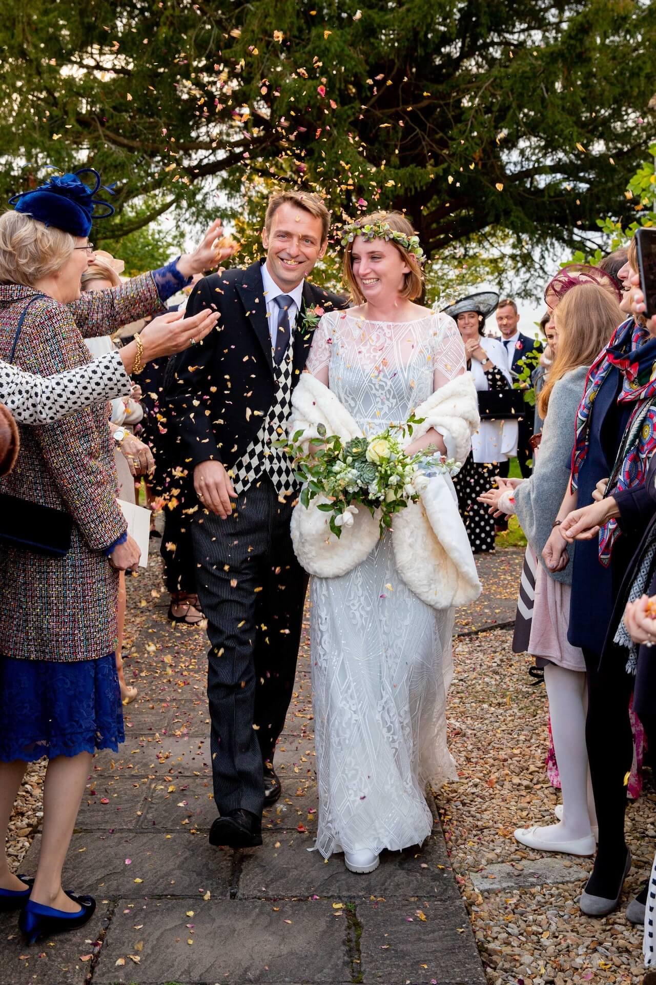 The best wedding in Dorset in 2018!