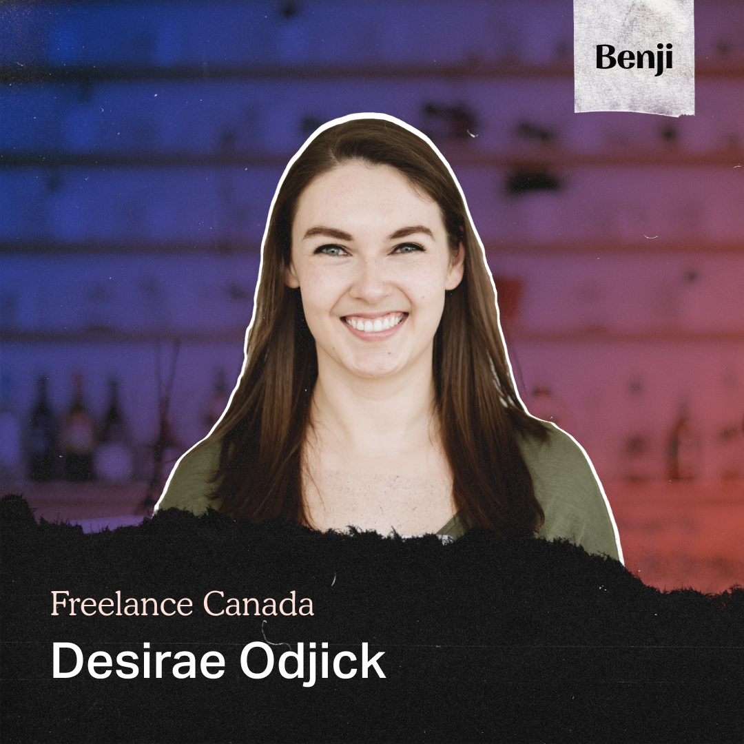 Desirae Odjick on Freelance Canada Podcast