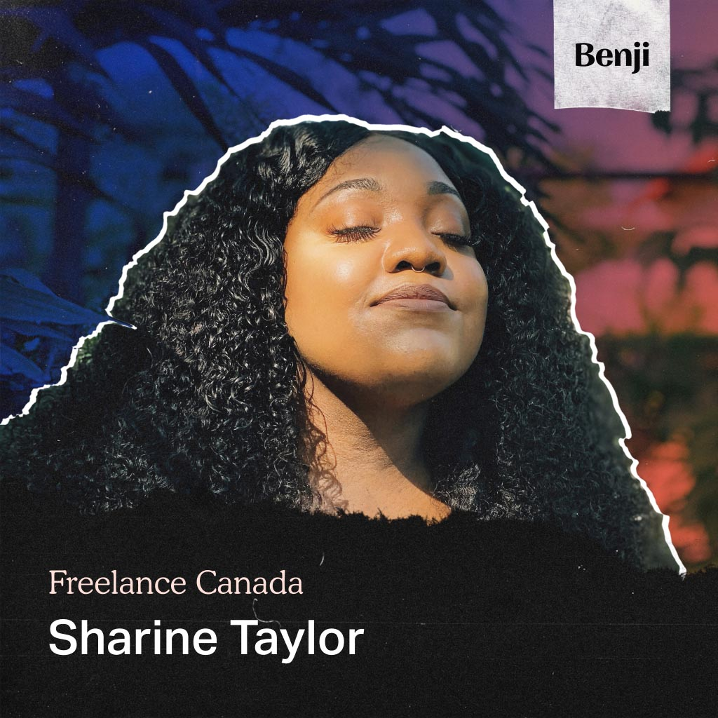Sharine Taylor on the Freelance Canada podcast