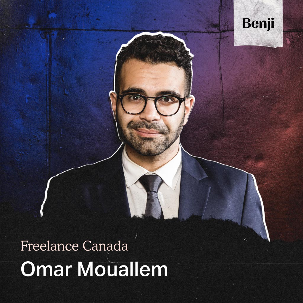 Omar Mouallem on the Freelance Canada podcast