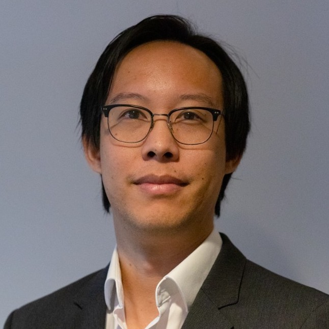 Christopher Wong of Escrow