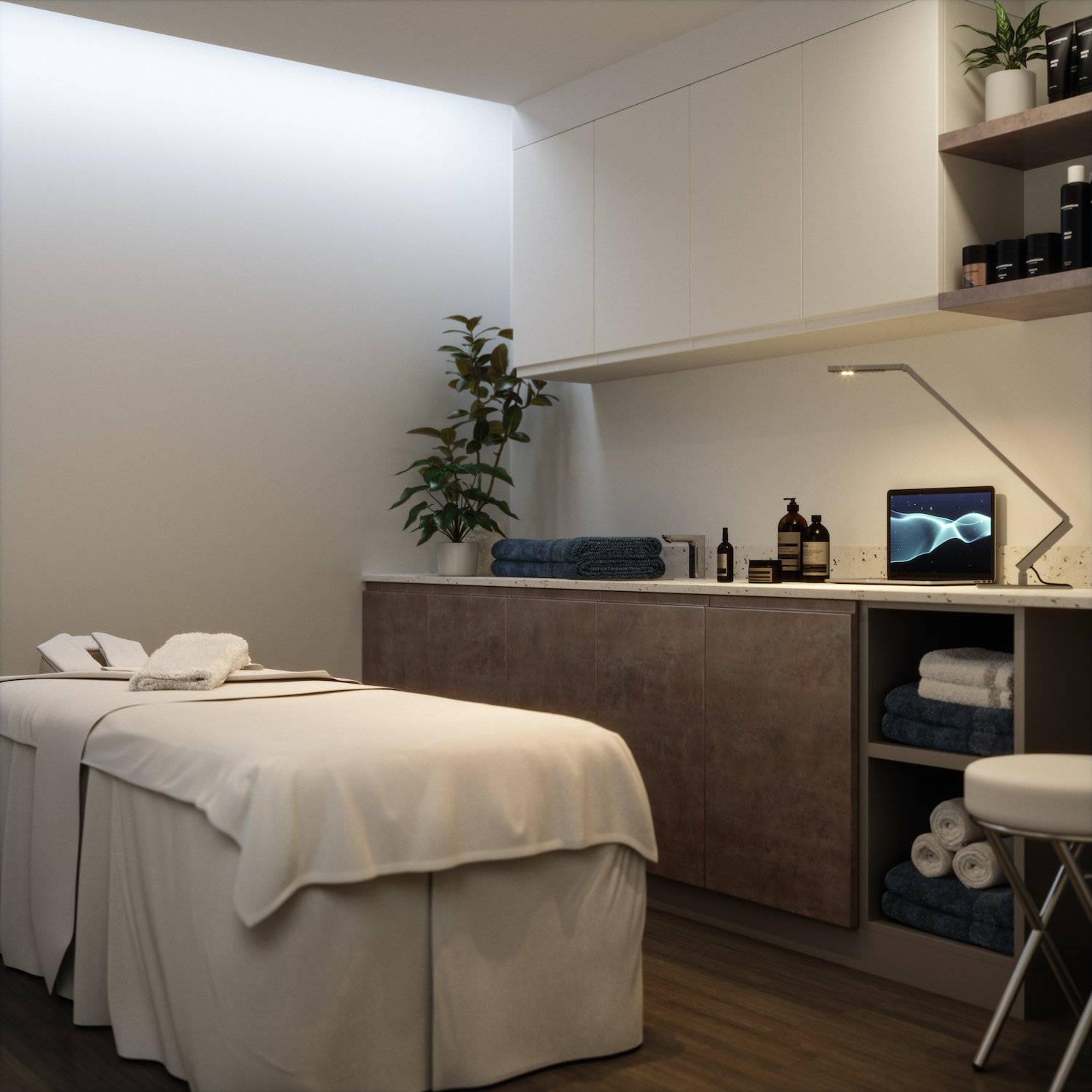 Specialist treatment rooms