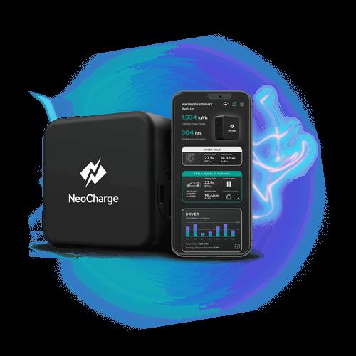 Smart Splitter connected to app