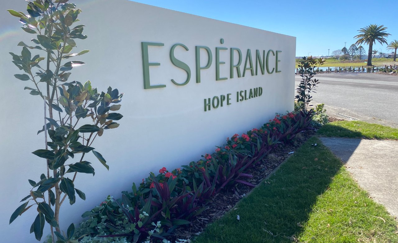 A retirement community such as Esperance has many advantages over living in an 'ordinary apartment'