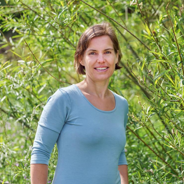 Portrait von Cathleen Schönegge