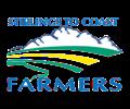 Stirlings to coast farmers logo