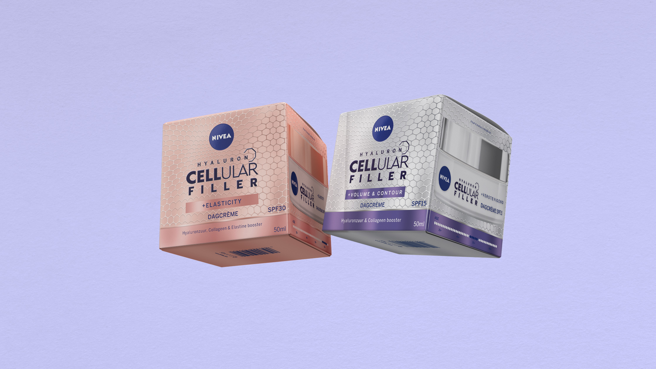 Nivea Packaging Design