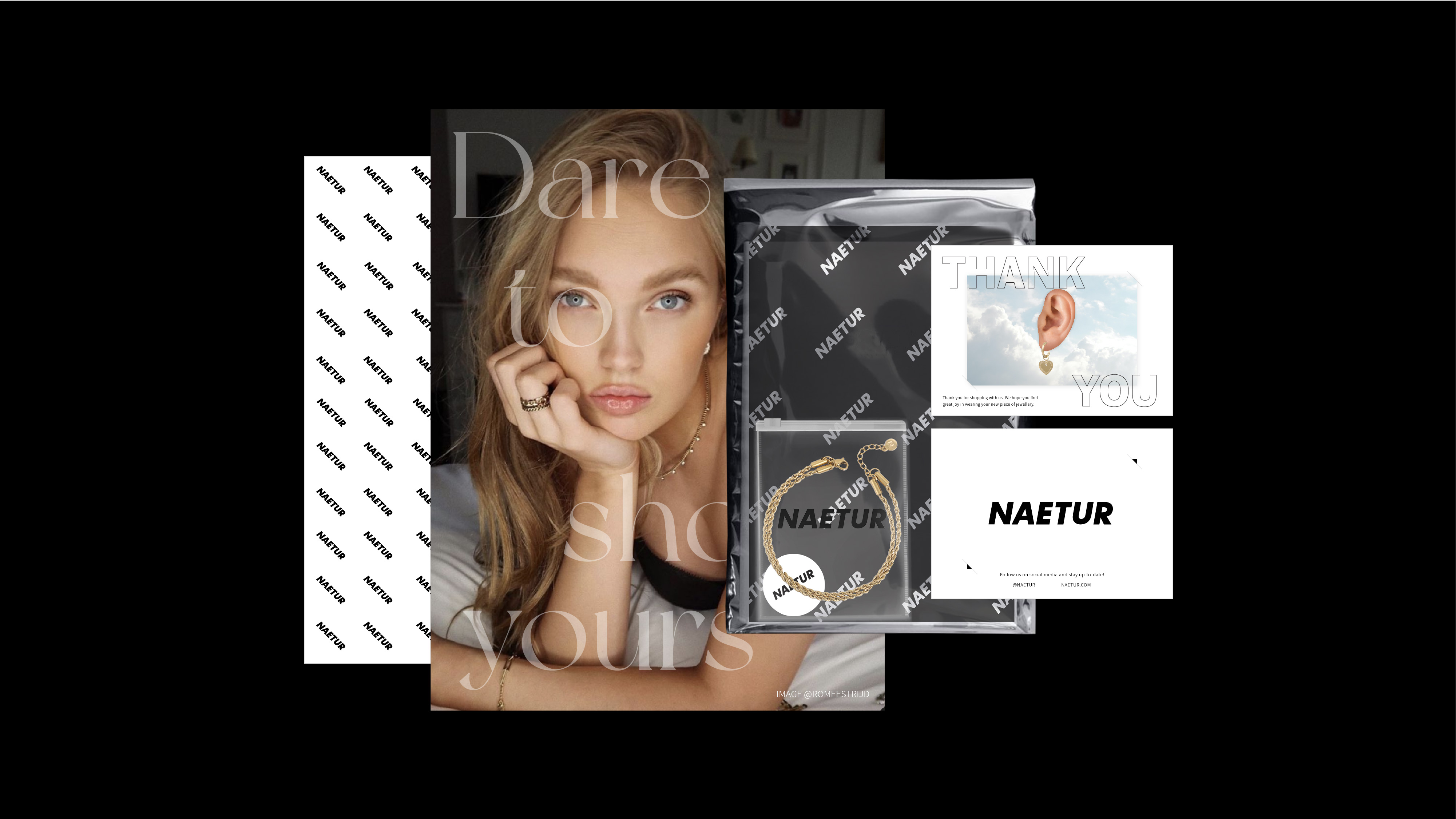 Naetur Customer Experience in Packaging Design