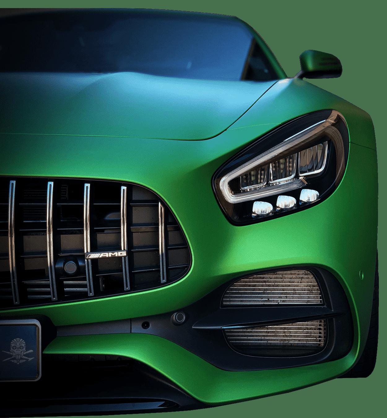 kiwi graphics-AMG-Mercedes-Vollfolierung-Auto-Carwrapping-Aschaffenburg