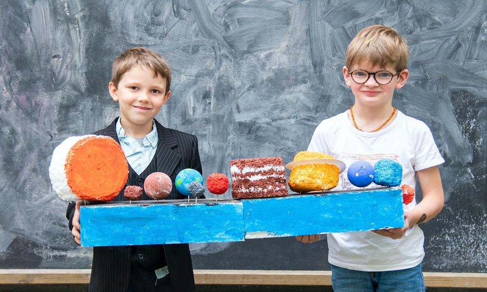 Scientific apprentices