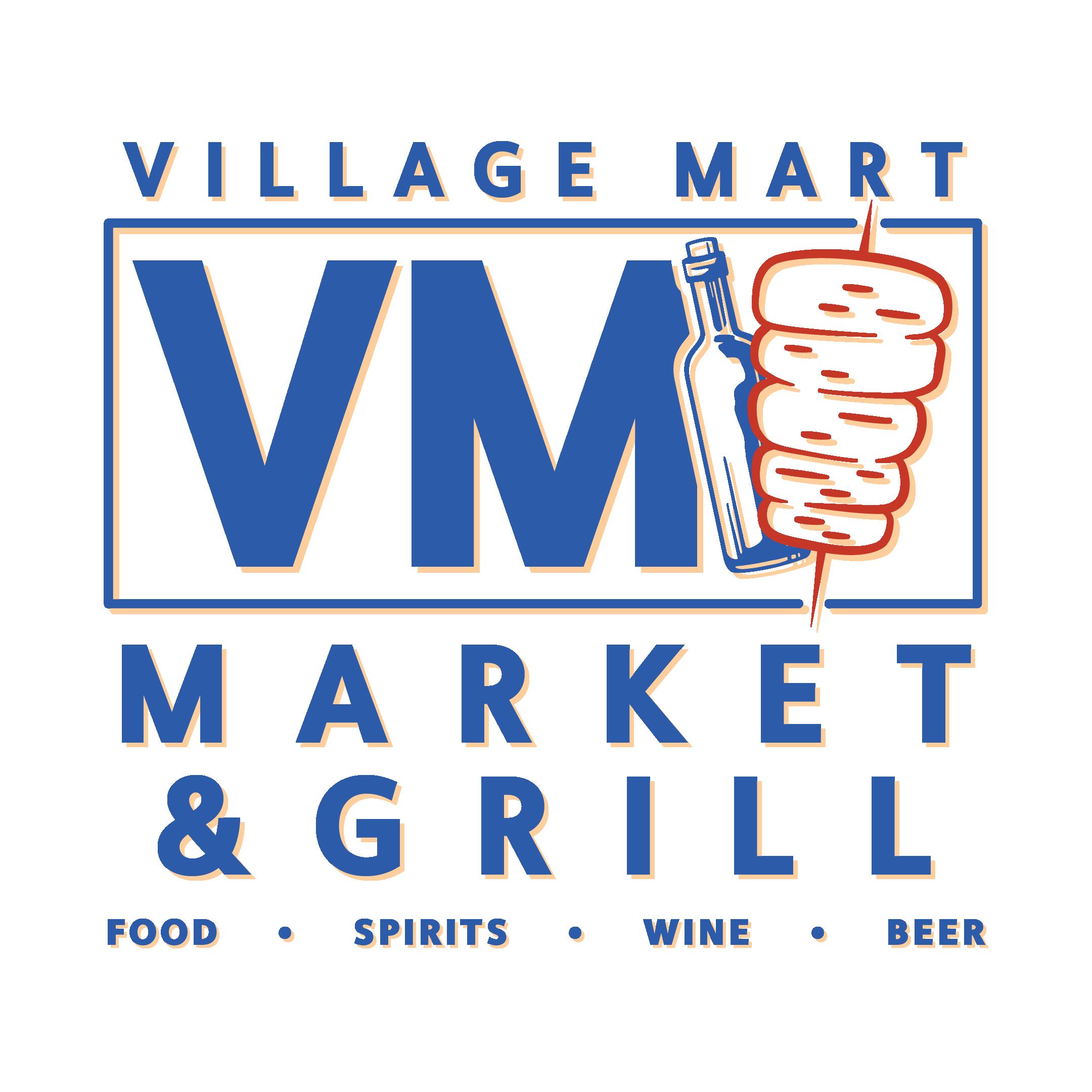 Village Mart logo