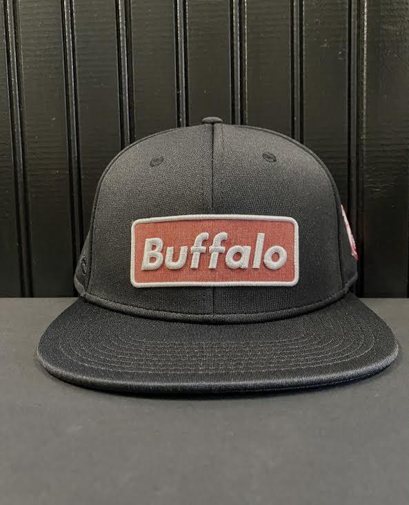 Buffalo Supreme Hat (Black)