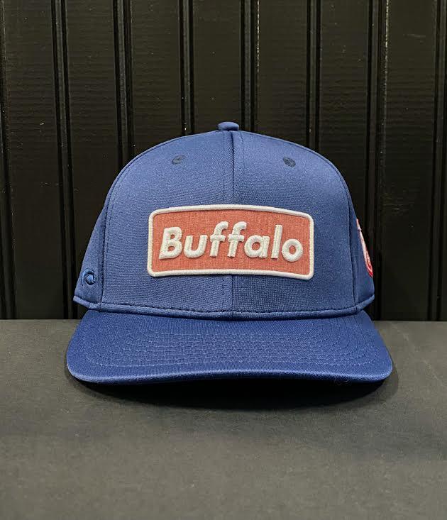 Buffalo Supreme Hat (Navy)