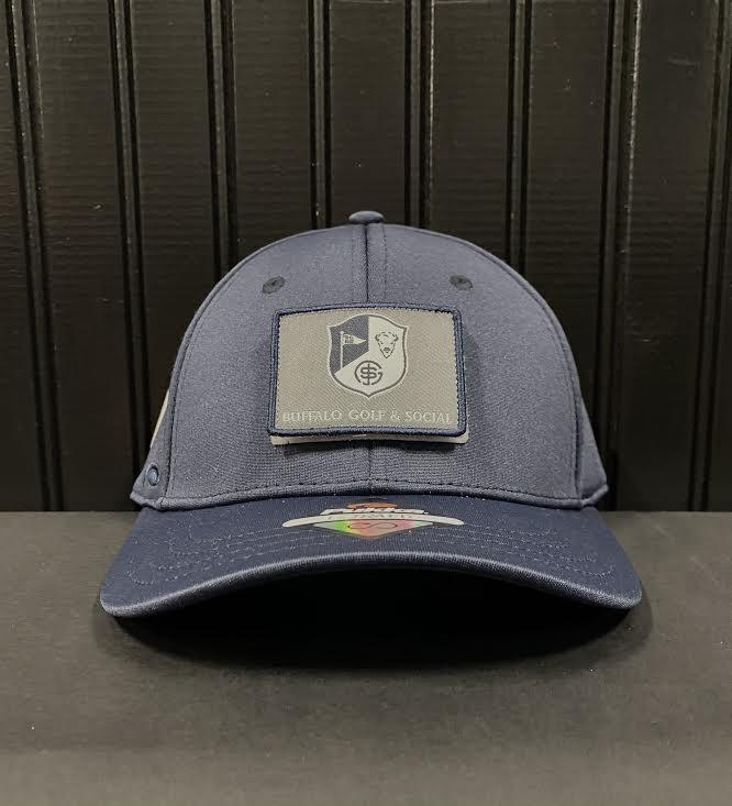 BG&S Velcro Hat (Navy)
