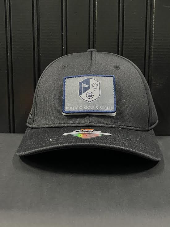 BG&S Velcro Hat (Black)