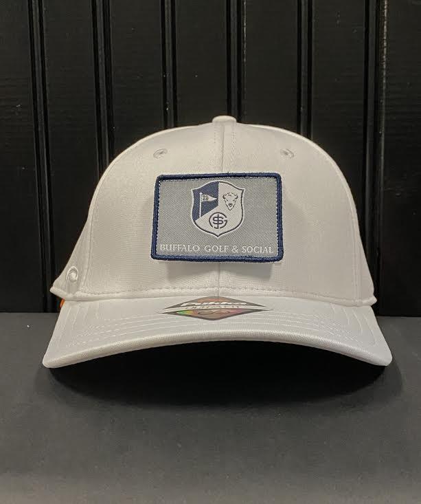BG&S Velcro Hat (White)