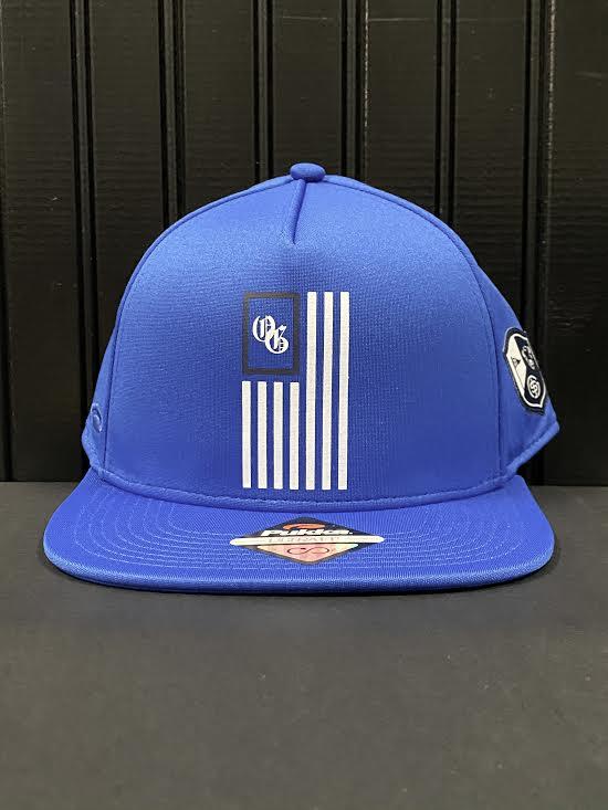 OG Buffalo Golf & Social Hat (Blue)