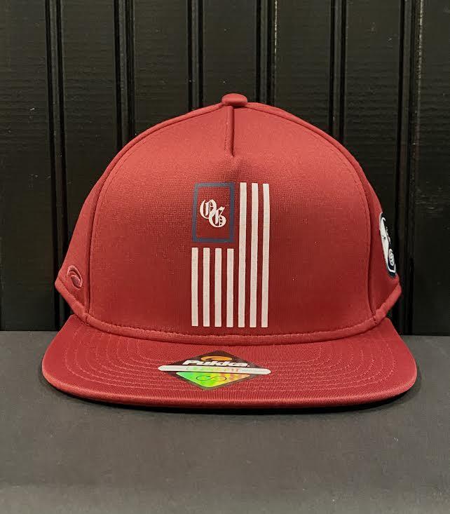 OG Buffalo Golf & Social Hat (Red)