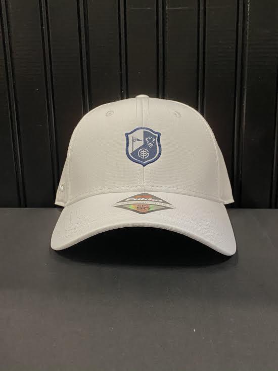 BG&S Crest Hat (White)