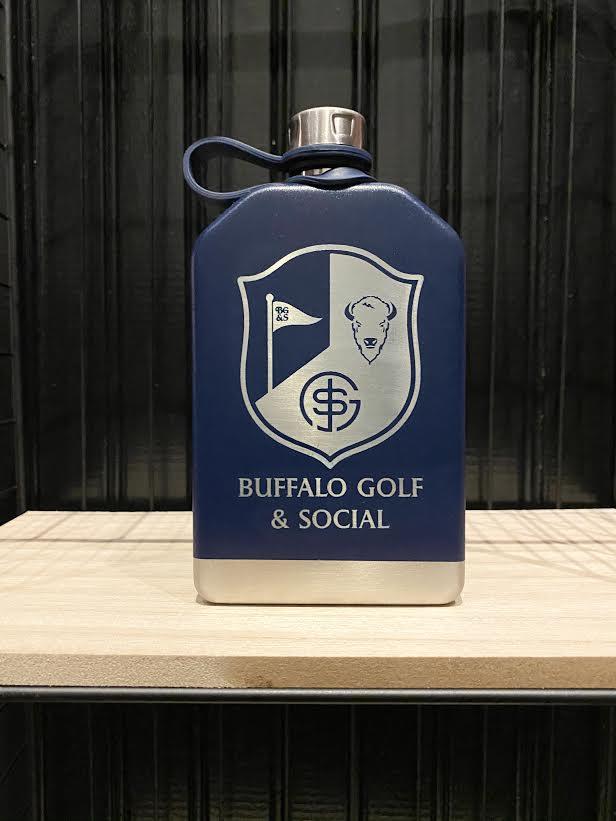 BG&S 8oz Flask