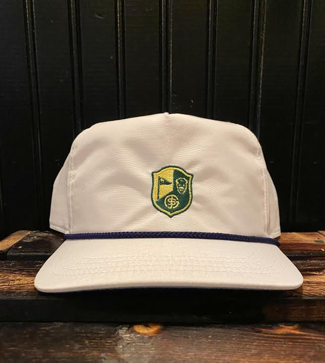 Greyson Masters Arrow 313 Rope Hat (White)