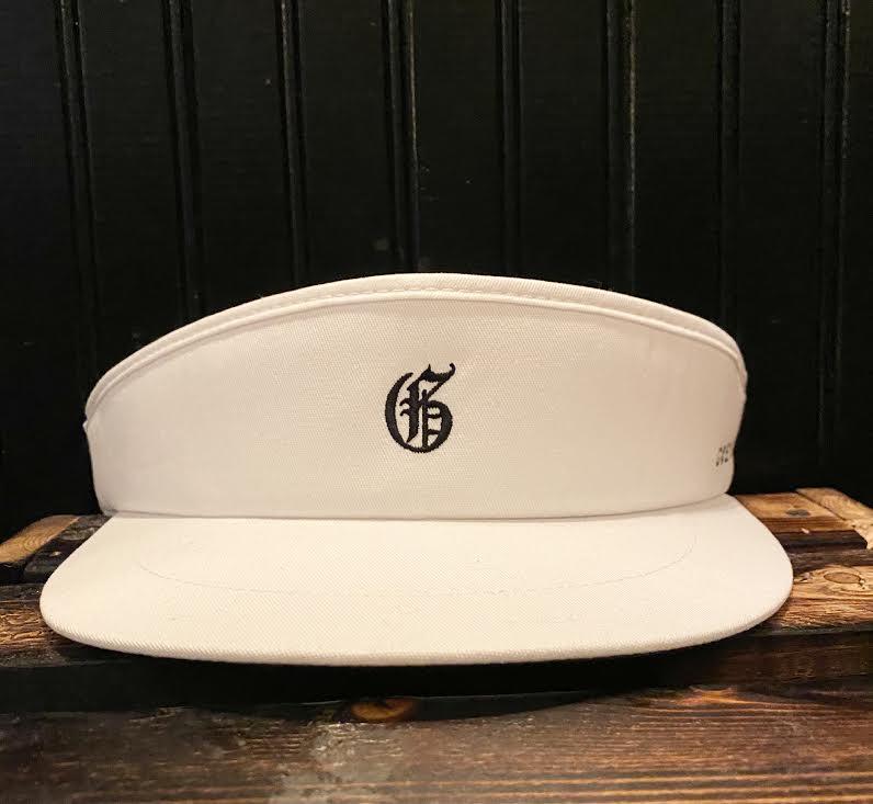 Greyson G Tour Visor (White)