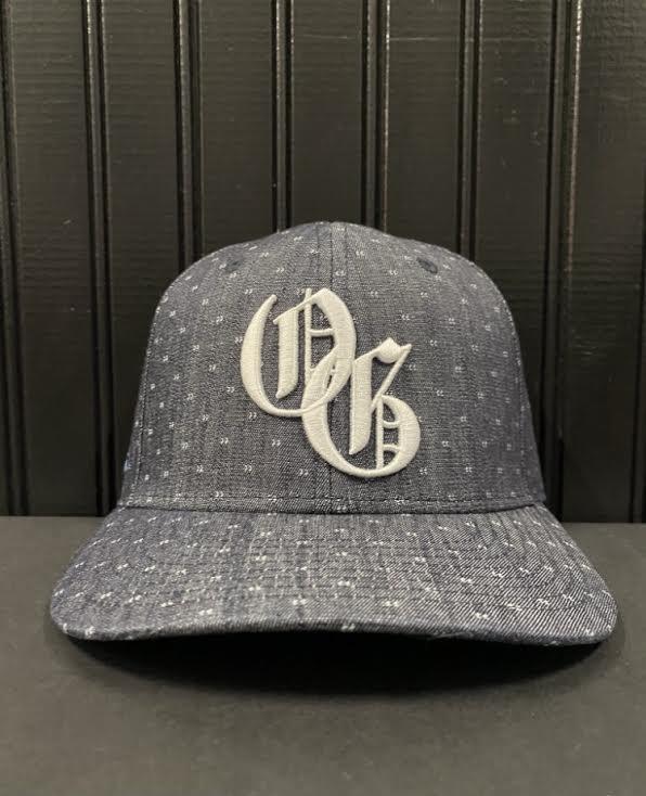OG Logo Hat (Navy Dot)