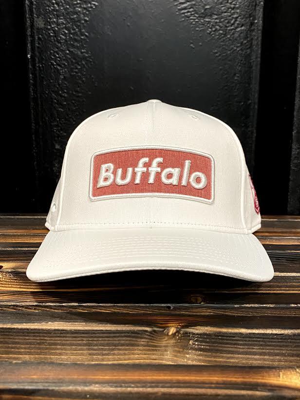 Buffalo Supreme Hat (White)
