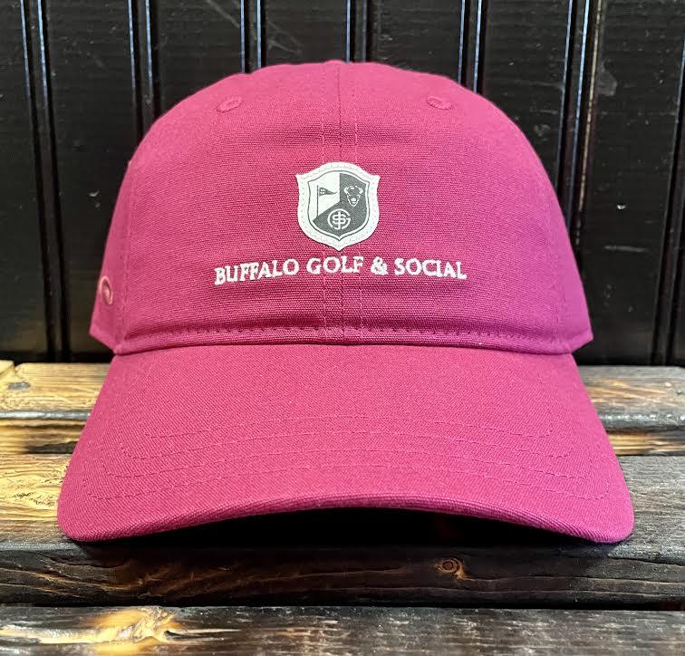 BG&S Hat (Maroon)