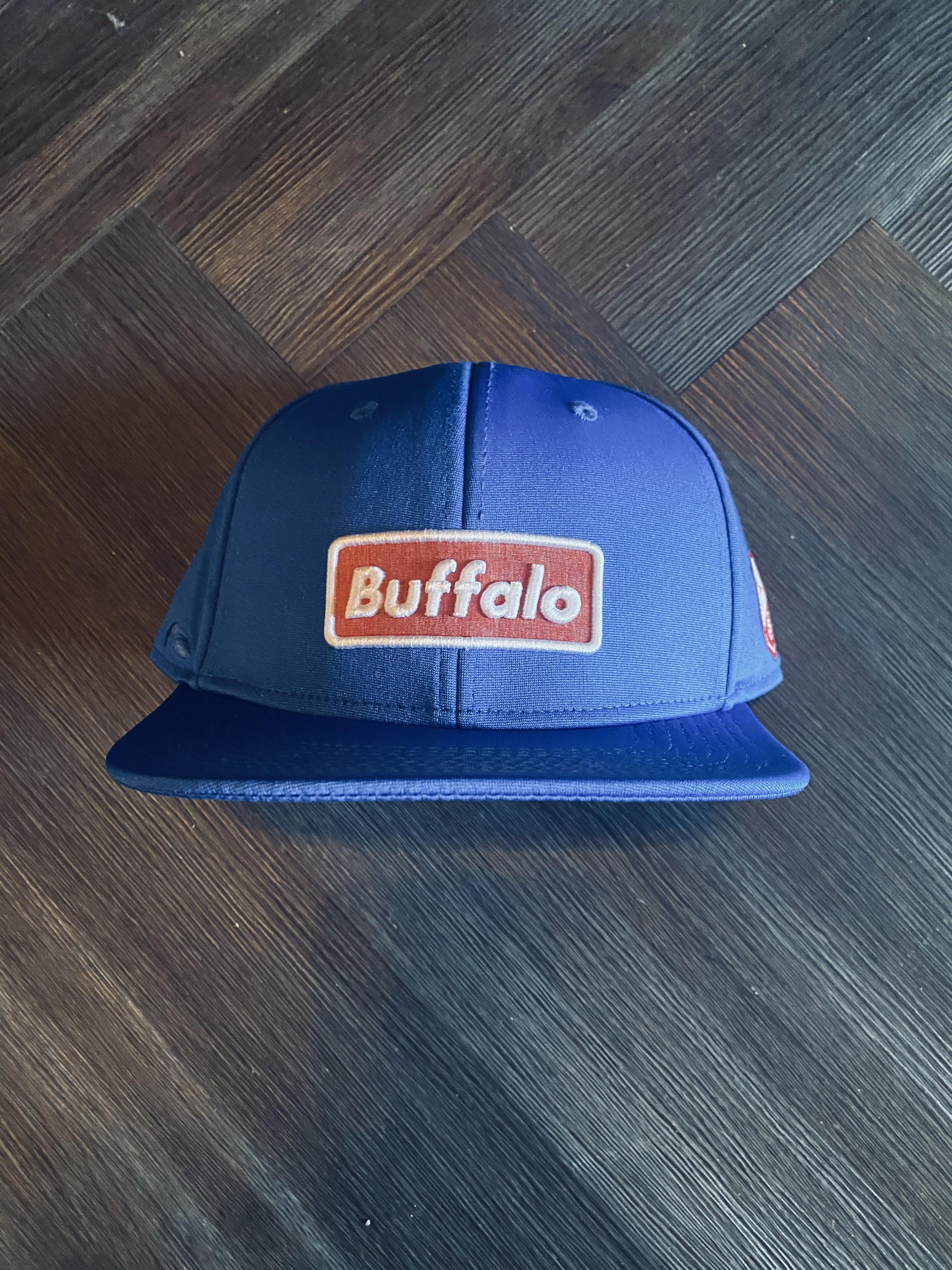 Buffalo Supreme Hat (Royal)