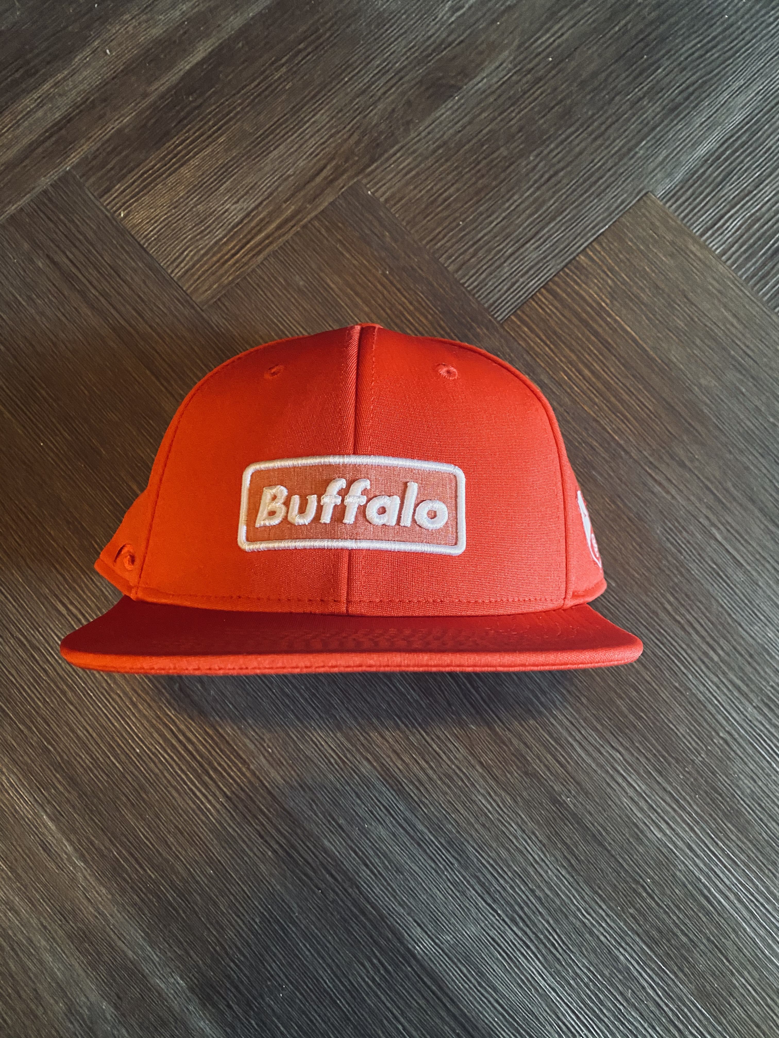 Buffalo Supreme Hat (Red)