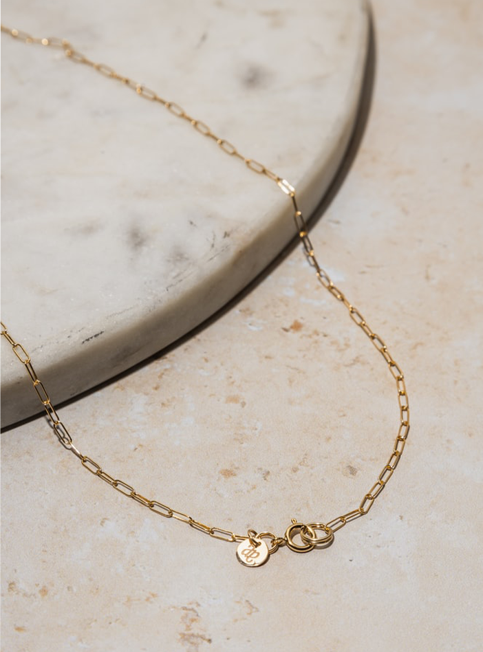 Gold Luxury Necklace