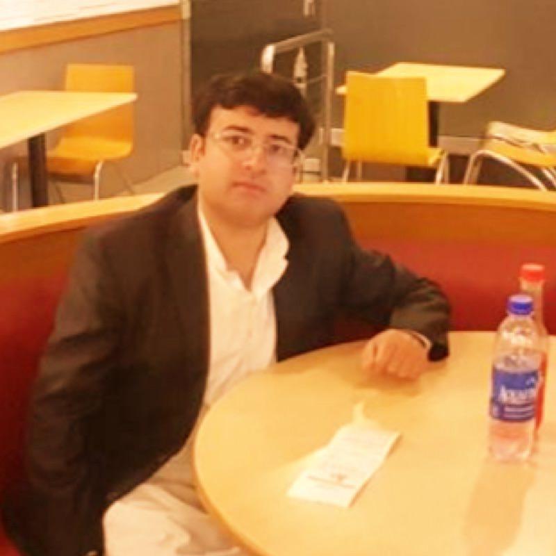 Arif Mahmood, IT Advisor to Managing Director